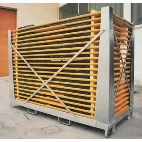 GZ20220 - Boite de Stockage et chariots élévateur Boîte Cage Galvanisée Pour tables bancs CAGEBOX - offerta
