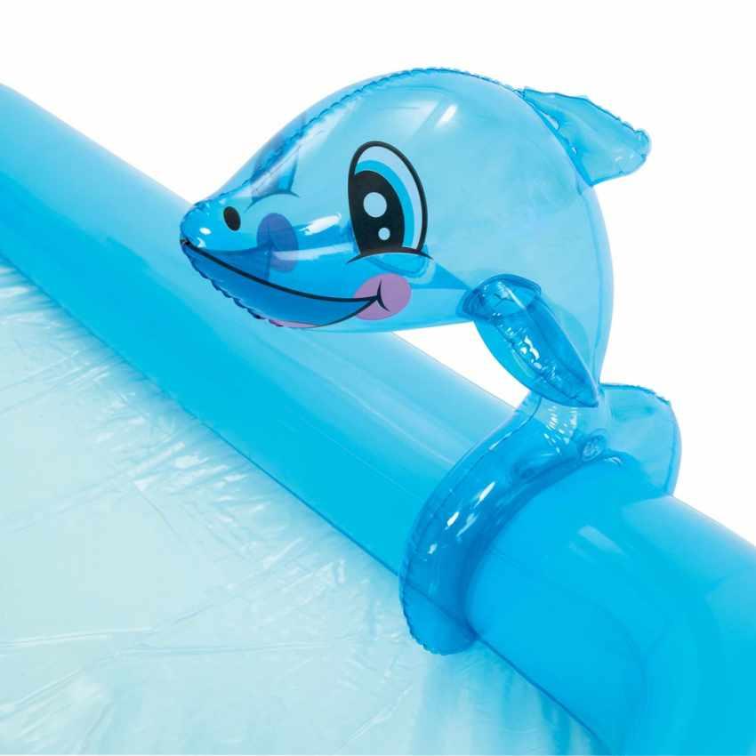 Piscine Gonflable pour Enfants Aquarium Jeu d'eau Bestway 53052 - migliore