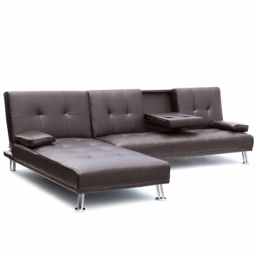 canap d 39 angle 3 places cobalto pour salon et s jour avec. Black Bedroom Furniture Sets. Home Design Ideas