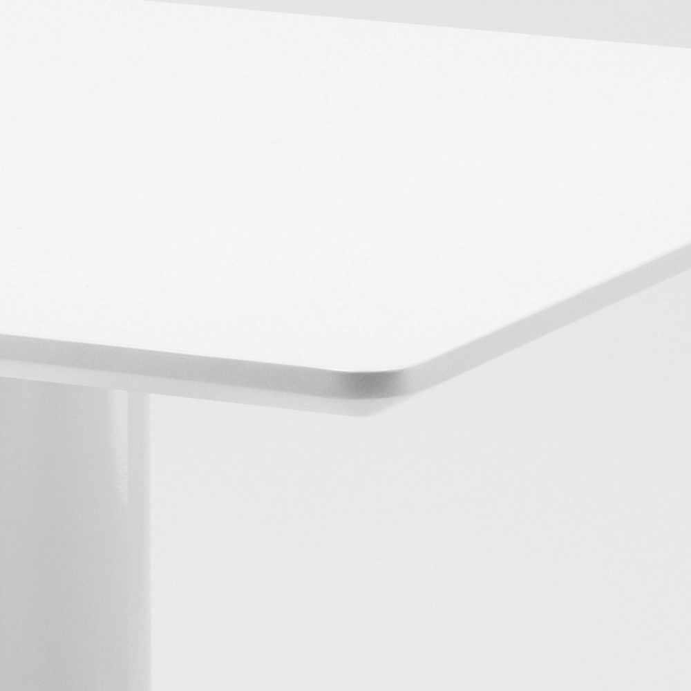 Table-60x60-carree-avec-pied-central-pour-bar-bistrots-HORECA miniature 23