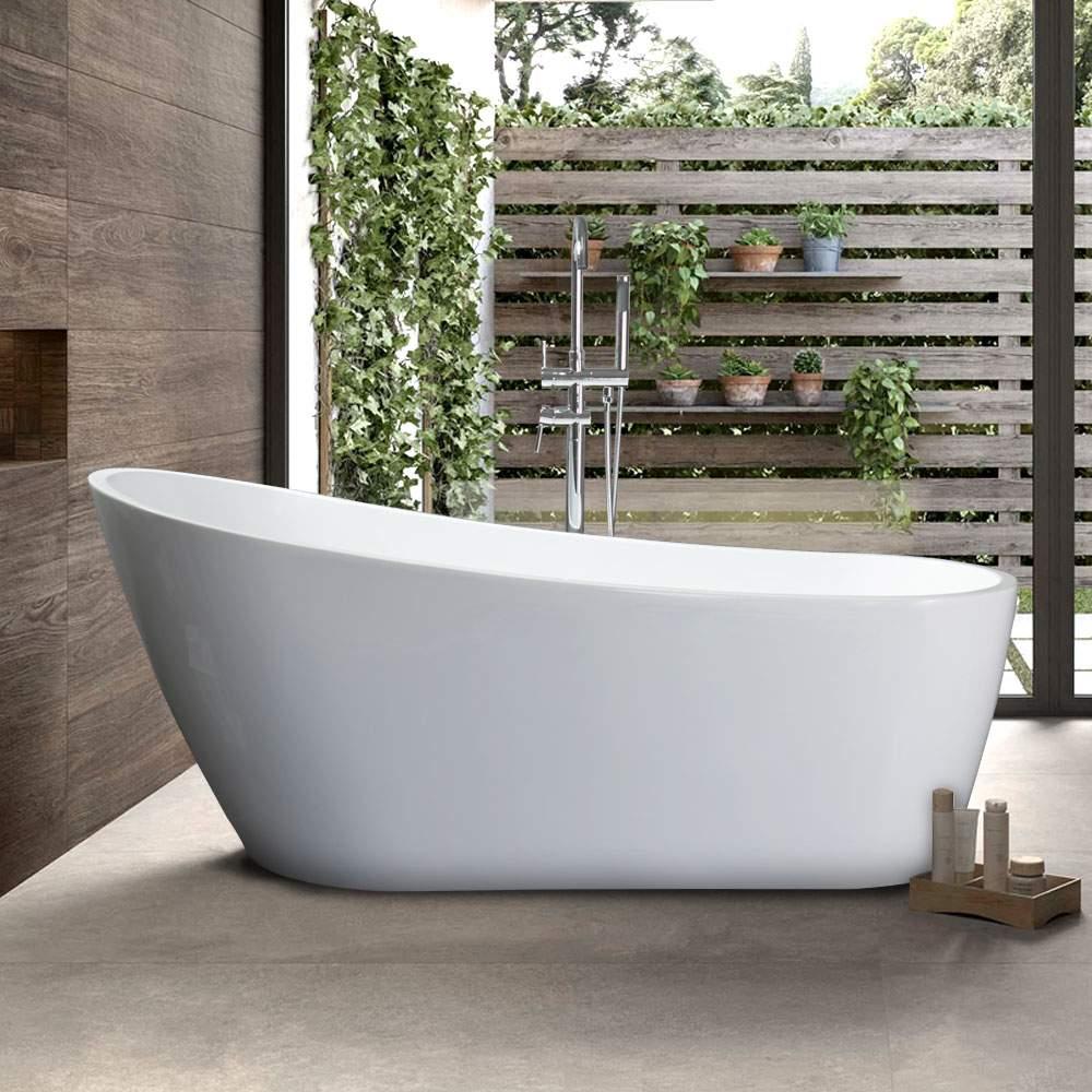Aide Pour Sortir De La Baignoire baignoire sur pieds avec dossier haut design liberty malta