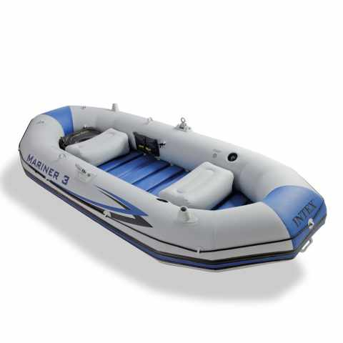 68373 - Canot gonflable Intex 68373 Mariner 3 bateau Gonflable - dettaglio