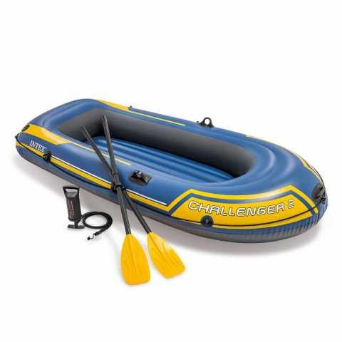 68367 - Bateau Gonflable Intex 68367 Challenger 2 - offerta