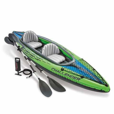 68306 - Canoë Kayak Gonflable Intex 68306 Challenger K2 - promozione
