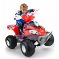 Mini Quad ATV elettrico 4 ruote per bambini BRUTALE 12V - immagine