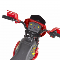 Minimoto da cross enduro elettrica per bambini MOTORBIKE CROSS 6V Feber - vendita