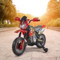 MOTO CROSS 6V Feber vélo cross électrique enduro enfant - immagine