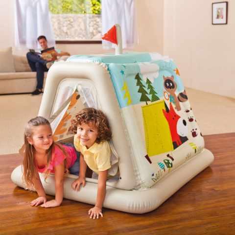 48634 - Intex 48634 tente gonflable maisonnette pour enfants - offerta