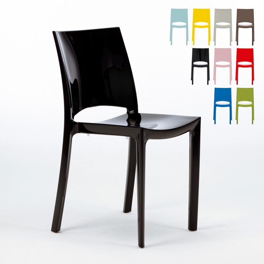 Chaises pour salle à manger café de Grand Soleil SUNSHINE Design Moderne