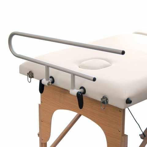 LM200SUP - Porte rouleau de papier pour table de massage LOADER - blu