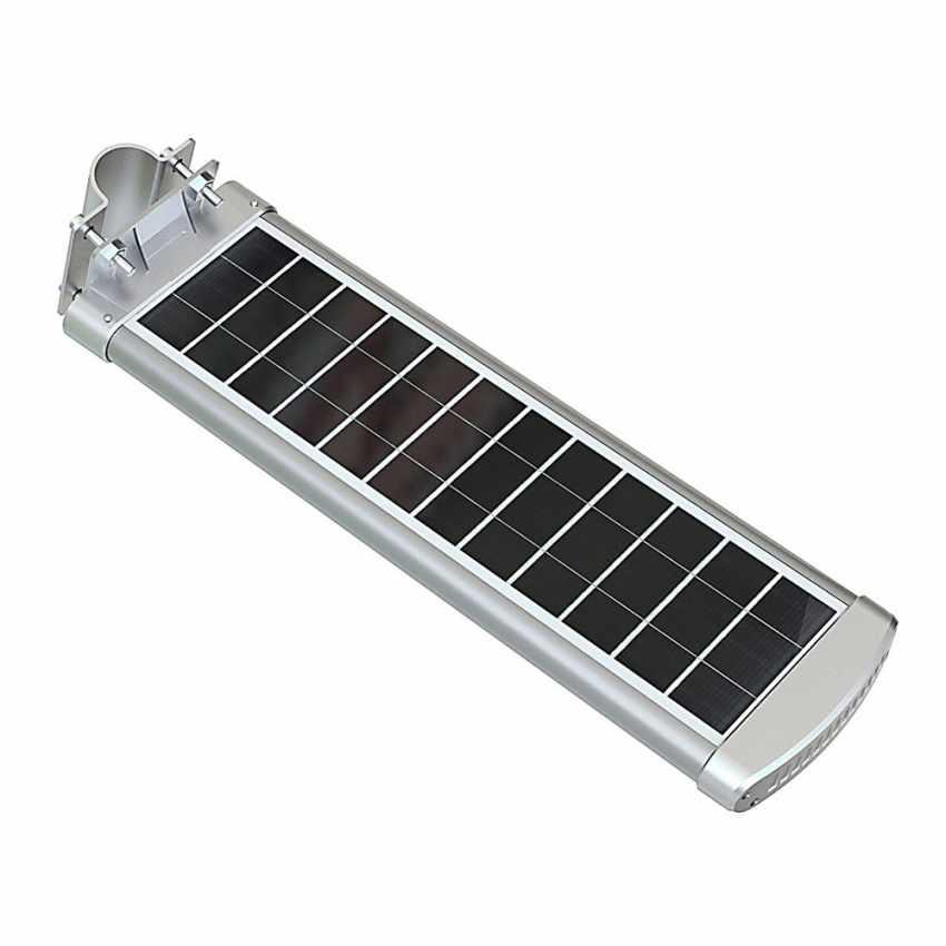 Lampadaire solaire avec télécommande Led 3000 Lumen SMART OPTIUM - interno