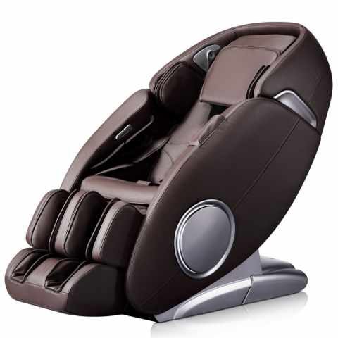 PM389EGGM - Chaise de massage professionnelle IRest Sl-A389 GALAXY EGG - marrone