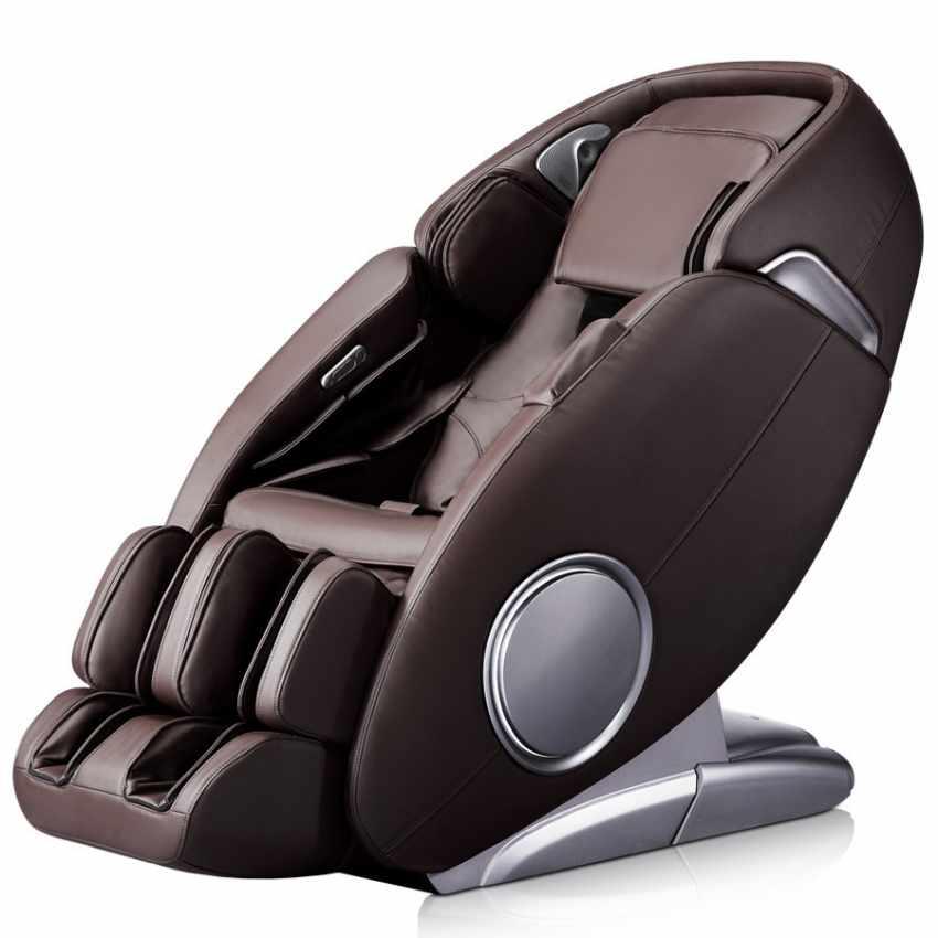 PM389EGGM - Chaise de massage professionnelle IRest Sl-A389 GALAXY EGG - marrone