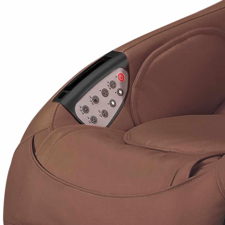 PM151HEA - Fauteuil massant iRest SL-A151 3D Massage HEAVEN - grigio