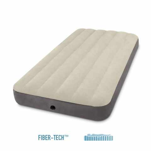 64707 - INTEX 64707 Matelas gonflable Deluxe 99x191x125cm - bianco