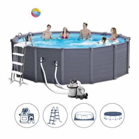 26382 - Piscine hors-sol graphite Intex 26382 ex 28382 ronde 478x124 - strisce