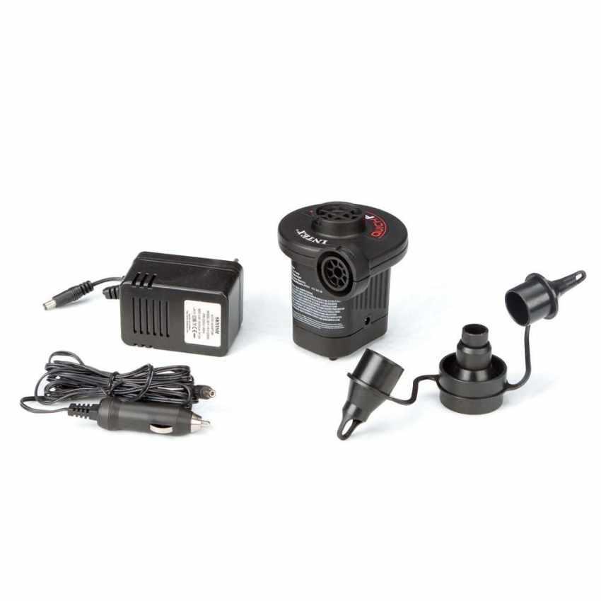 66632 - Pompe électrique pour gonfler les produits Intex 66632 quickfill prise de courant - outlet