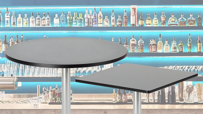 Decoration bar moderne: comment choisir tables, chaises et tabourets de design pour son propre bar.